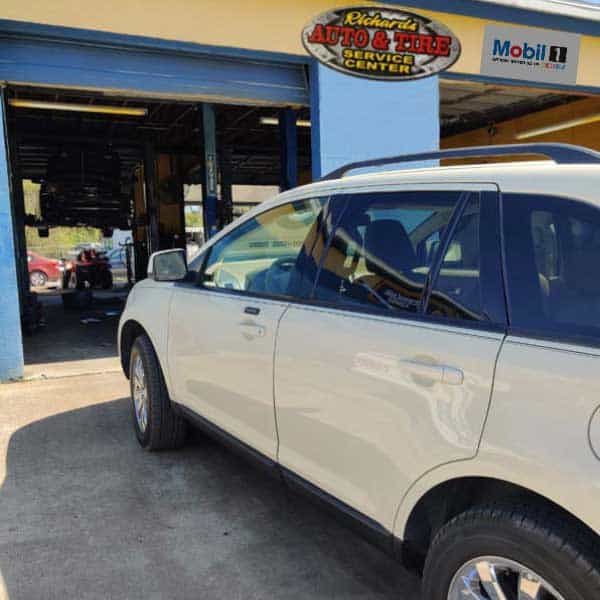 Richards Auto and Tire Center Mobile 1 Oil Change Hudson FL